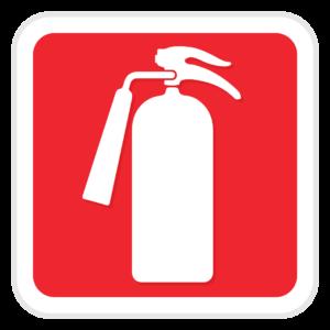 señales de extintores
