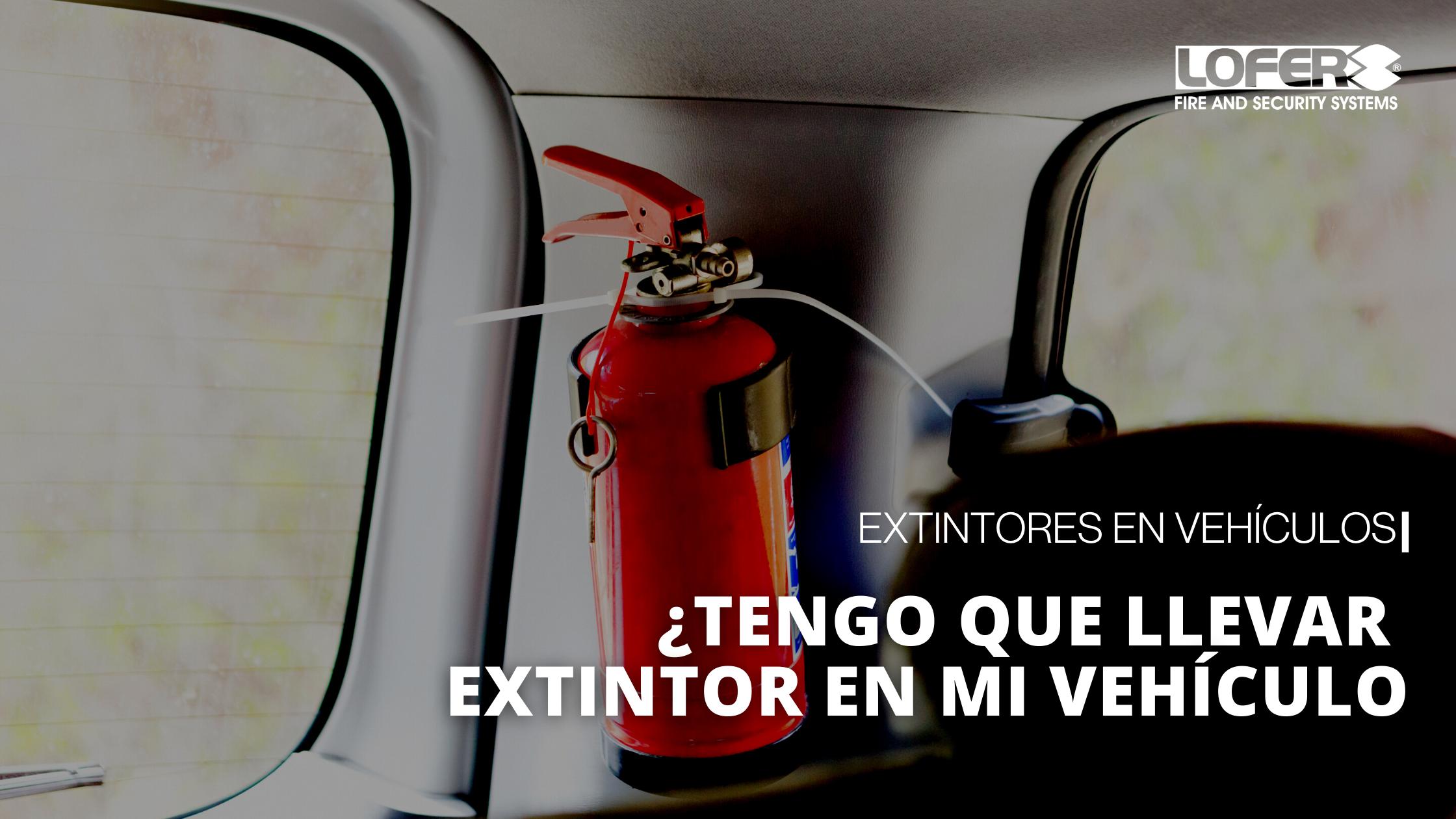 Extintores En Alicante