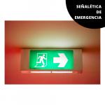 Señalética de emergencia
