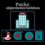 pack para alojamientos turísticos