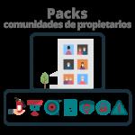extintores y protección para el hogar y comunidades de vecinos