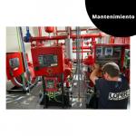 mantenimiento de extintores y grupos contra incendios